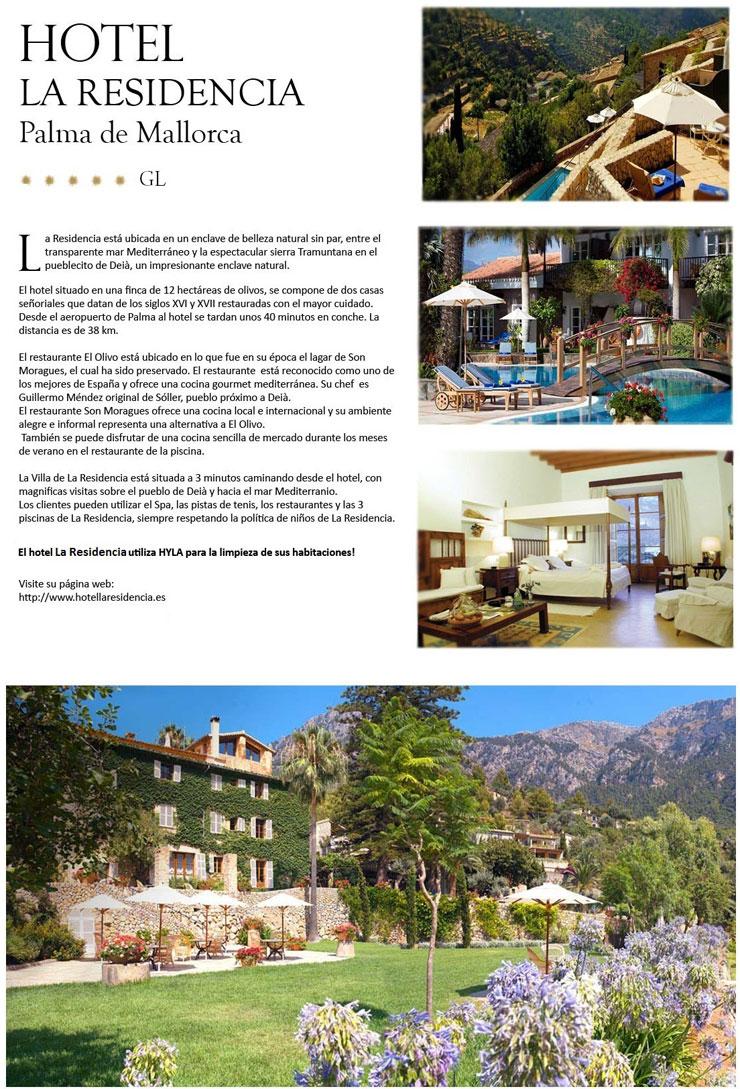 Hotel La Residencia en Palma de Mallorca